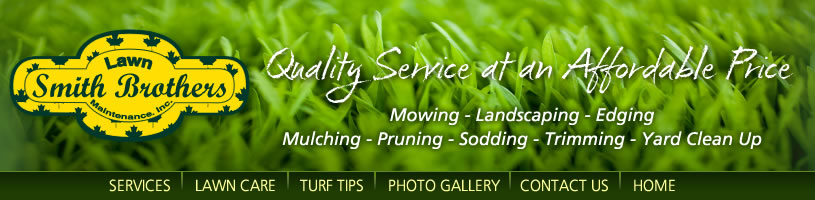 Smith Brothers Lawn Service, Jacksonville, Florida